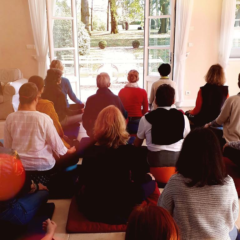 Colloque Méditation, Santé, Soignants