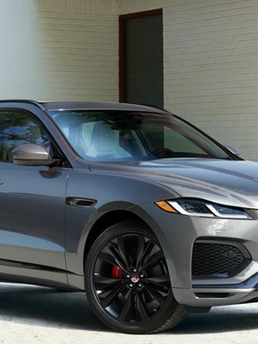 The Jaguar F-pace Was Due for A Facelift and Boy Did the Team Deliver!