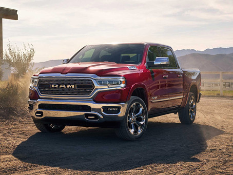 The Best Pick Up Truck is the New Ram 1500