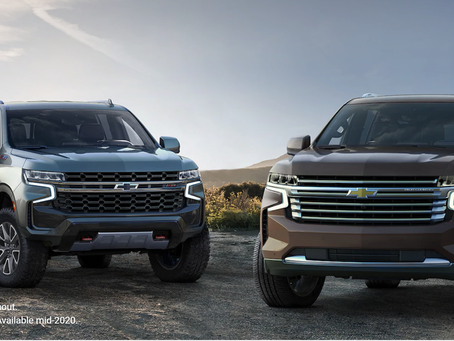 The New Tahoe and Suburban Have Arrived: Here Are My Thoughts