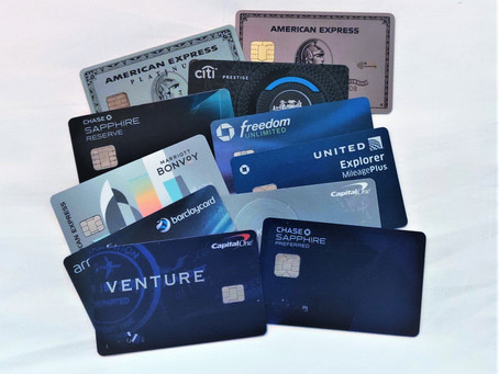 Here Are My Personal Credit Card Philosophies and Rules