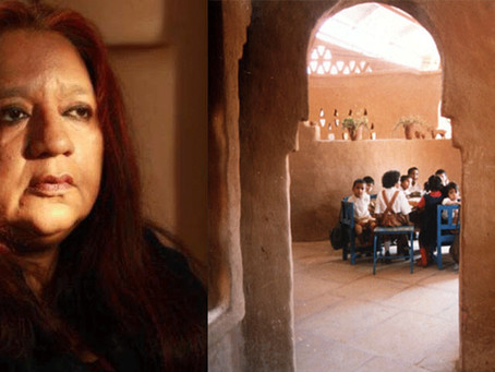 An Obituary: 'Mud Architecture' Pioneer Revathi Kamath Passed Away At 65
