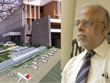 Exchange Of Thoughts: 'Architecture & Communications' With Prof. J. Subramanian