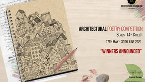 Winning Entries Announced: Poetry Competition, 4th Cycle -'Design Interpretations'