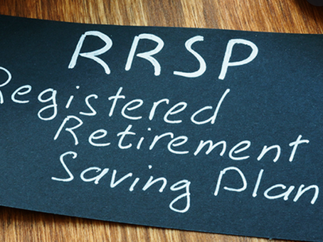 How to find your TFSA and RRSP Contribution limits.