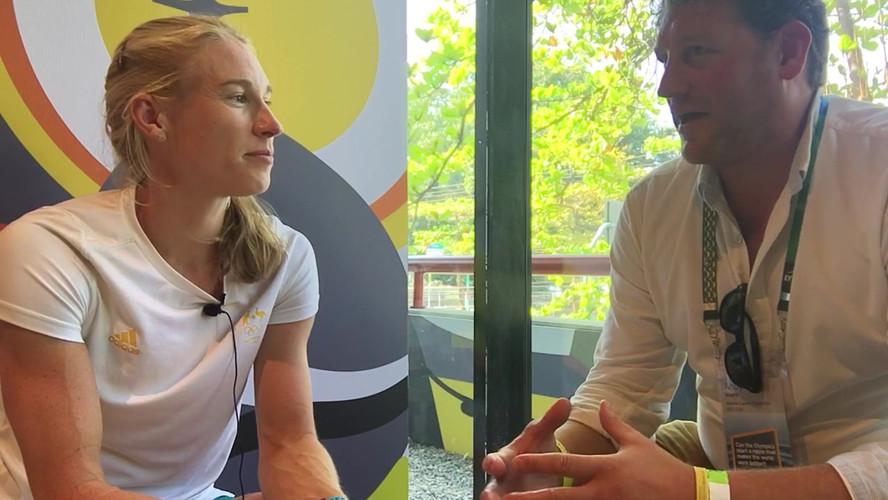 Kim Brennan Rio interview.mp4