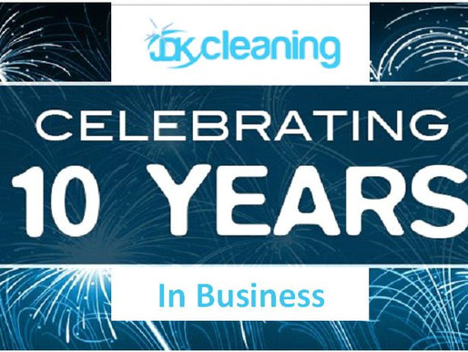 JDK Cleaning Celebrates 10 Years of Growth