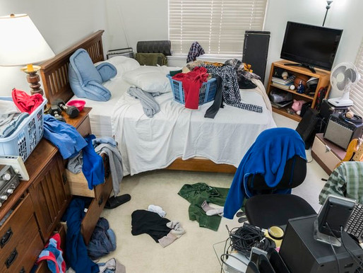 End of Tenancy Clean As Students Move Home