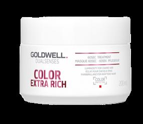 Goldwell Dualsenses Color Extra Rich Brilliance 60 Seconds Treatment 200ml