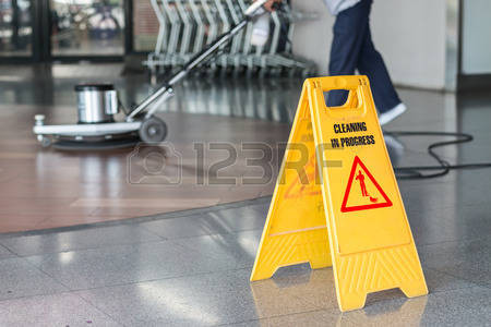 Keeping Your Office Flooring Clean