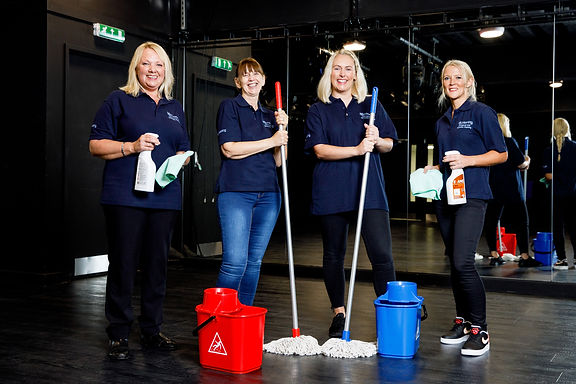 JDK Cleaning Team - commercial cleaning Swansea