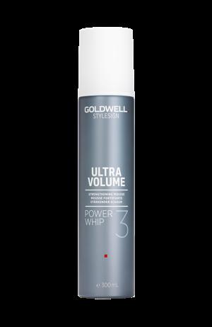 Goldwell StyleSign Ultra Volume Power whip Strengthening Mousse 300ml
