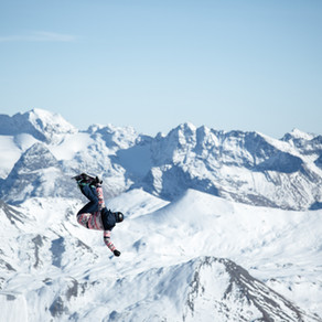 From Snowboard to Boardroom, French Winter Olympian Mirabelle Thovex talks transitioning with ACT