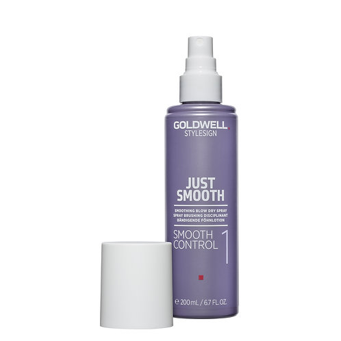 Goldwell StyleSign Just Smooth Control Smoothing Blow Dry Spray 200ml