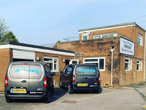 Care Home Deep Cleaning and Sanitisation in Swansea