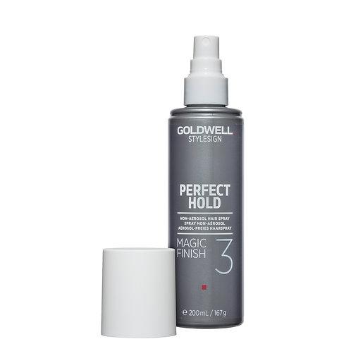 Goldwell StyleSign Perfect Hold Non-Aerosol Magic Finish Hair Spray 200ml