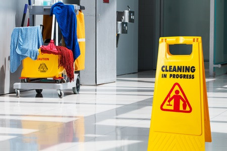 New Year, New Commercial Cleaning Contract