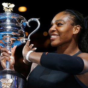 Celebrating a true sporting idol this International Women's Day