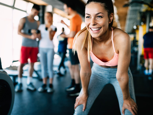 Six reasons to start your gym membership today