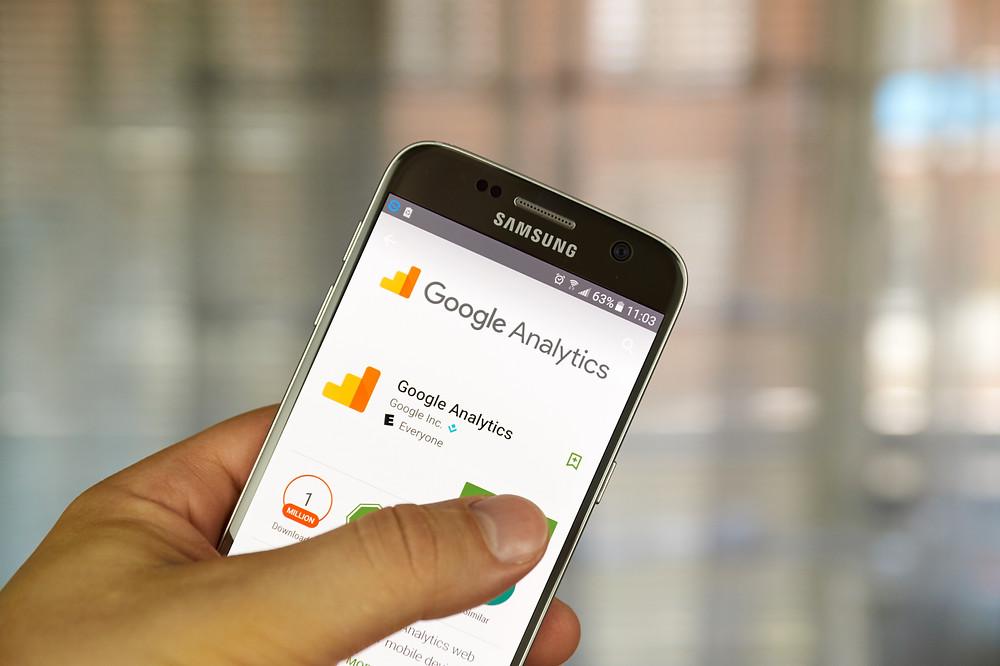 Google Analytics - Swansea Marketing - Social Media Specialists - Ouma