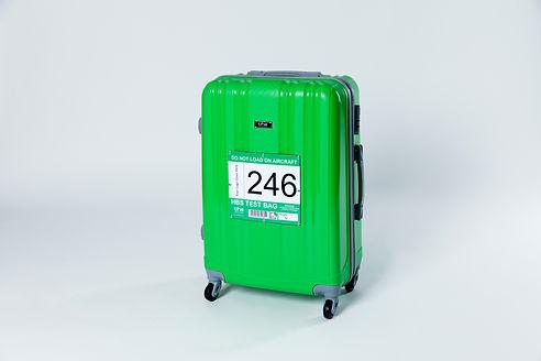 Clear HBS Test Bags