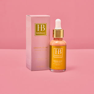 SPF 30 Gradual Glow Tanning Drops With Hyaluronic Acid