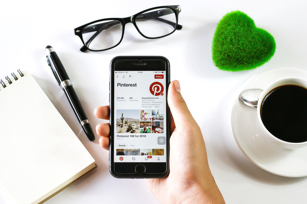 Ouma Marketing Swansea Social Media - Pinterest
