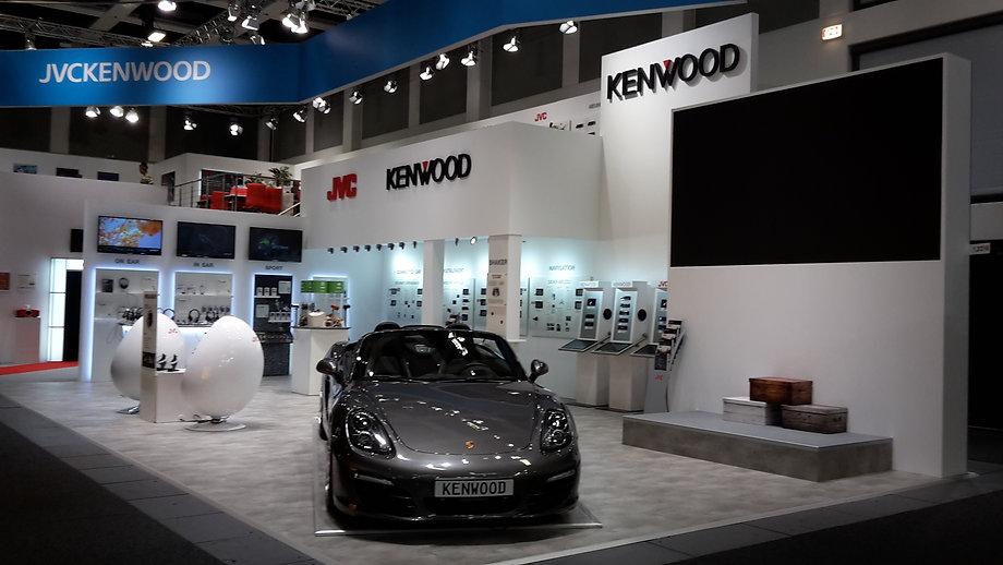 Electrical Design of EMC Screened room for Kenwood Ltd Havant