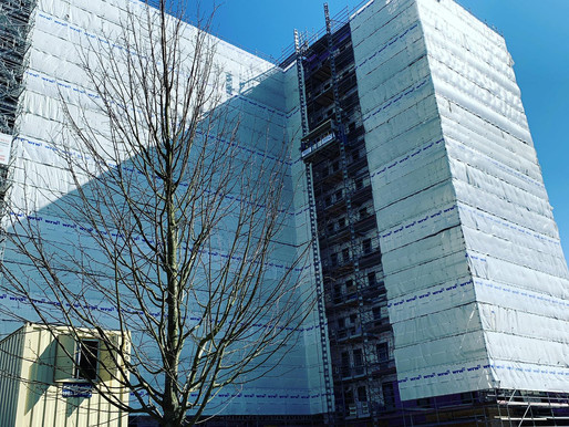 JDK Delivers Construction Clean at Oldway House