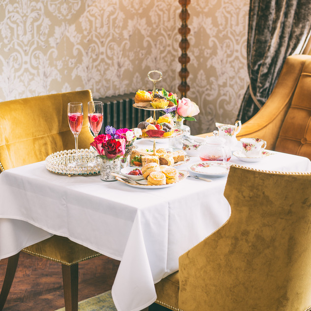 Afternoon Tea South Wales