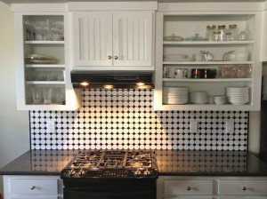 Keep your landlord happy with a sparkling kitchen.