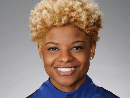 Athlete Profile: Nzingha Prescod