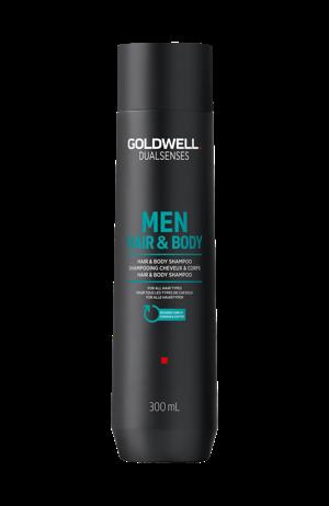 Goldwell Dualsenses Mens Hair & Body Shampoo 300ml