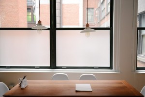 The more natural light, the more productive we are.