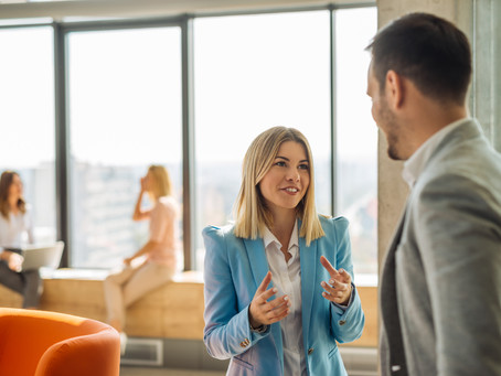 The Importance of Building Business Relationships Prior to Transition