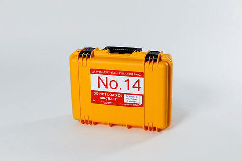 Level 4 HBS Test Bags