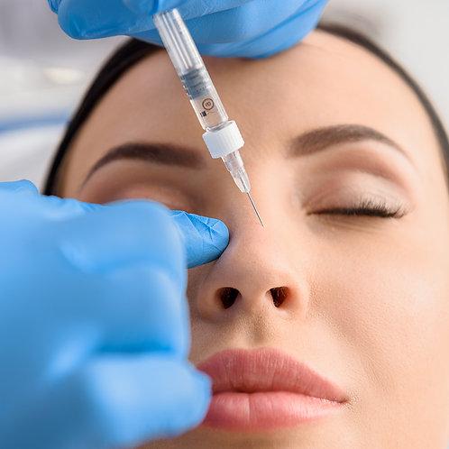 Non-Surgical Nose Job Technique