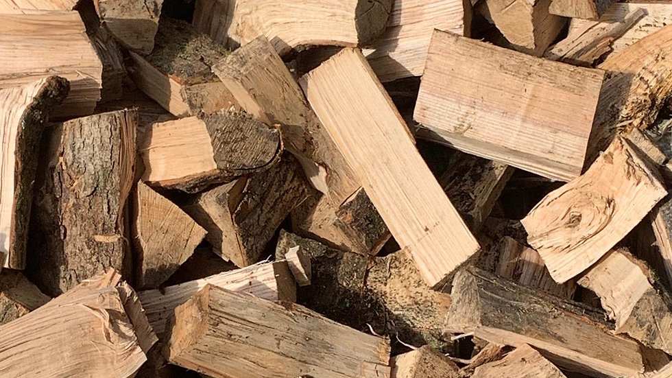 Seasoned & Processed Hardwood (3 Tonne Bag Equivalent)