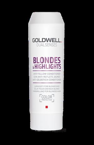 Goldwell Dualsenses Blonde & Highlights Anti-Yellow Conditioner 200ml