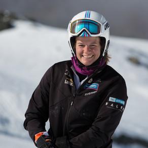 Life after the slopes; Anna Jochemsen's story