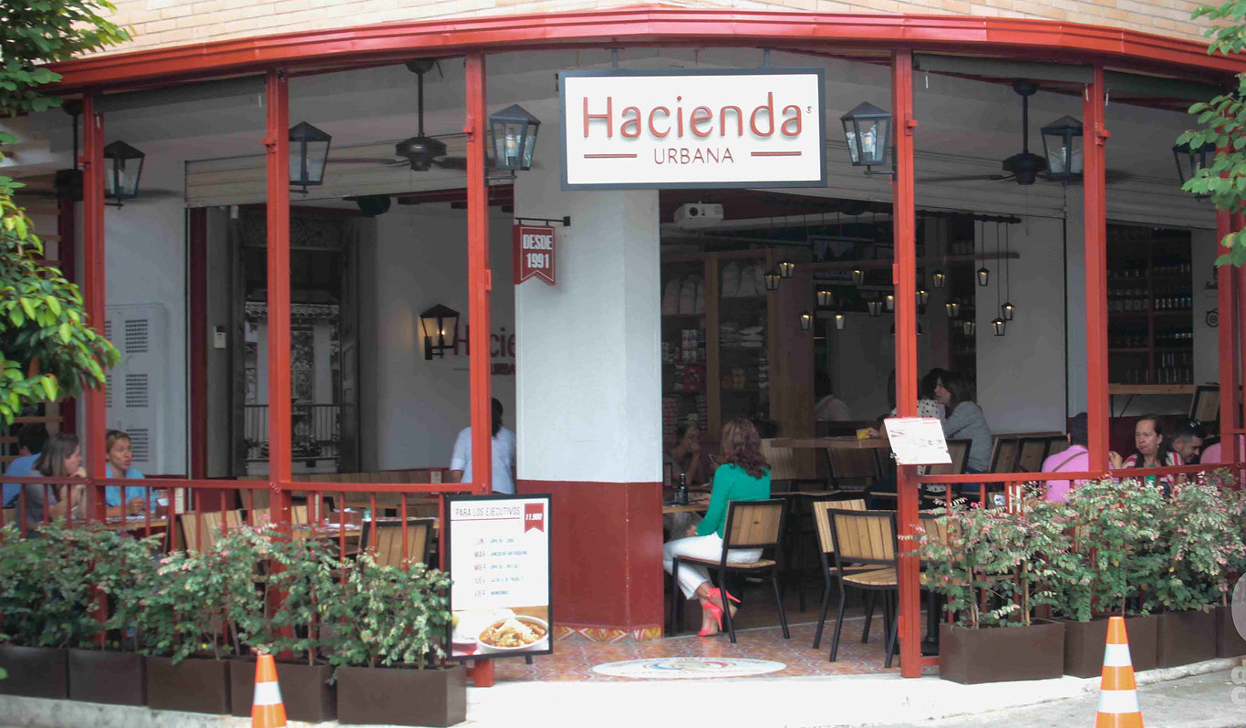 Restaurante Hacienda