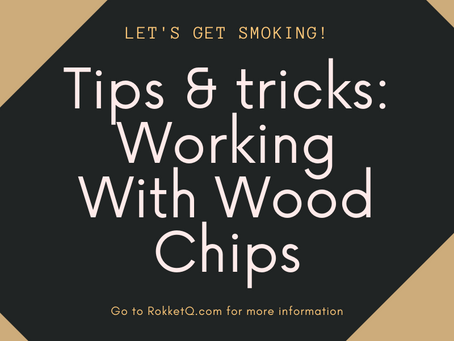 Tips & Tricks: Working with Wood Chips