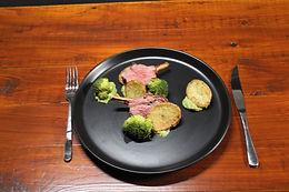 Lamskroon met broccoli