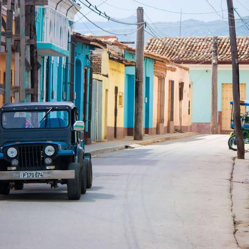 A la recherche d'authenticité : destination Cuba