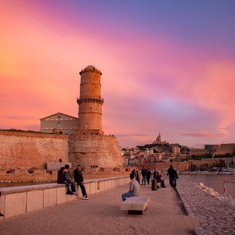 Marseille : haute en couleurs