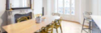 Décoration d'une cuisine appartement Haussmannien dans appartement à Paris 17ème par Coralie Vasseur Décoratrice d'intérieur UFDI à Paris Lille Compiègne Lyon Annecy Bordeaux