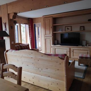 projet Val d'Isère avant rénovation