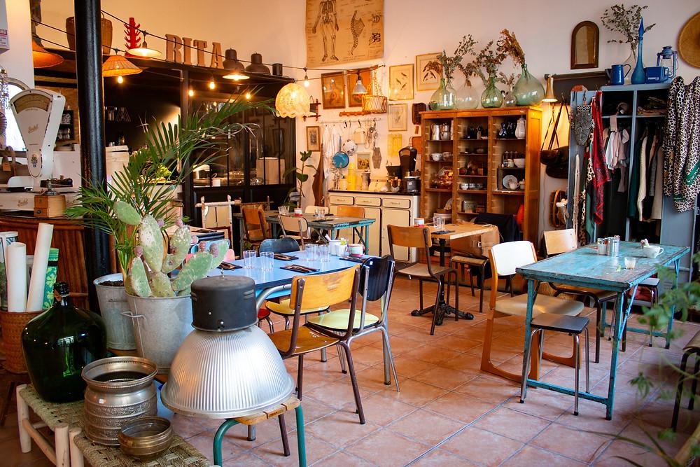 Concept Store chez Rita dans le quartier du Panier à Marseille
