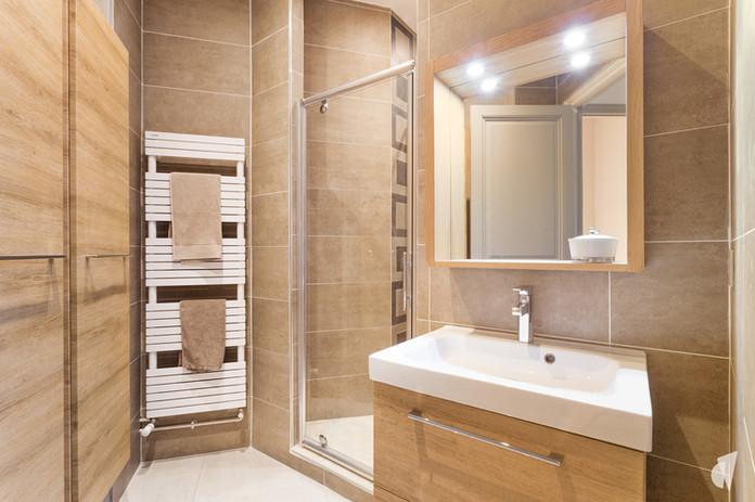 Aménagement d'une salle de bains à Annecy