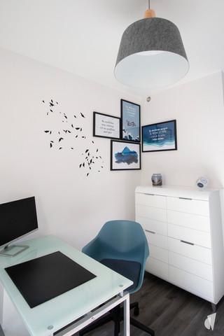 Rénovation et décoration d'une agence de recrutement et coaching à Chantilly, par l'agence Coralie Vasseur. Coralie Vasseur est votre architecte d'intérieur et décoratrice UFDI à Annecy, Genève et en Haute Savoie : accueil de l'agence, décoration murale inspirante